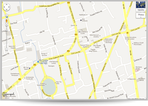 Yellow pages kerala google map